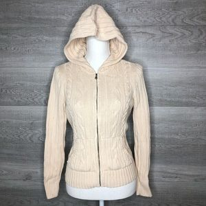 Ann Taylor Beige Sweater Size XS Very Comfortable